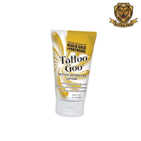 Tattoo Aftercare Lotion
