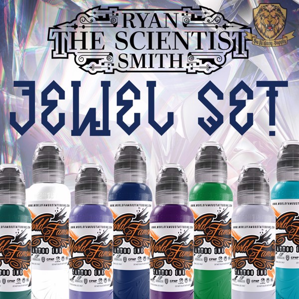 RYAN SMITH - JEWEL SET 8 COLOR