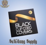 BLACK CLIPCORD SLEEVE COVER