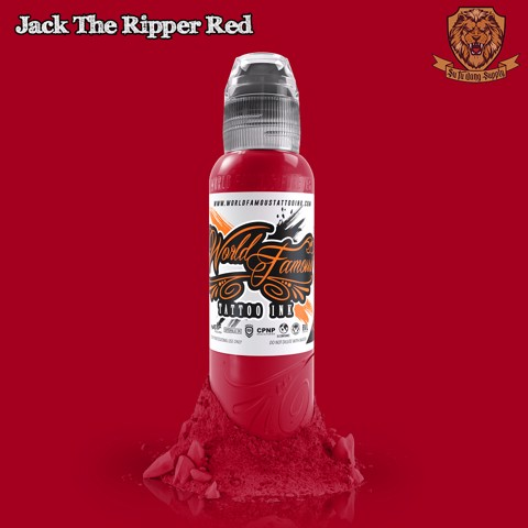 Jack The Ripper Red