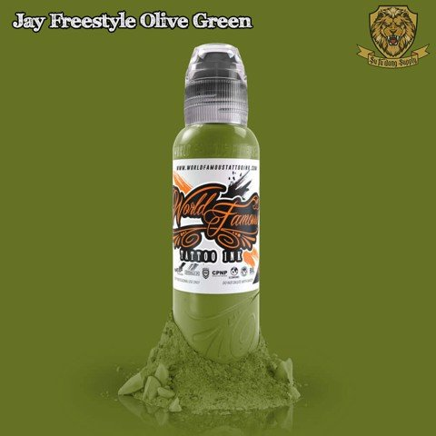 Jay Freestyle Olive Green