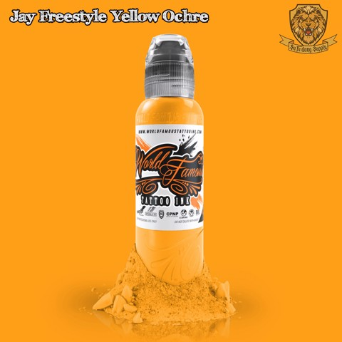 Jay Freestyle Yellow Ochre
