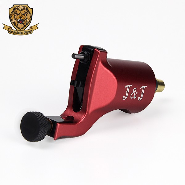 J&J Rotary - Red