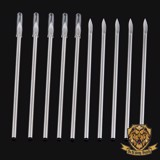 SHORT PIERCING NEEDLES