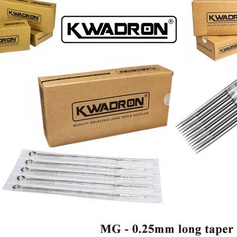 Kwadron MG (M1) – 0.25mm Long Taper