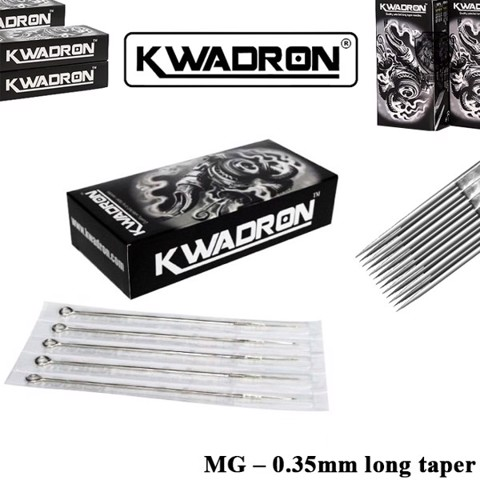 KWADRON MG (M1) – 0.35MM LONG TAPER