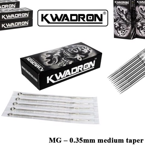 KWADRON MG (M1) – 0.35MM MEDIUM TAPER