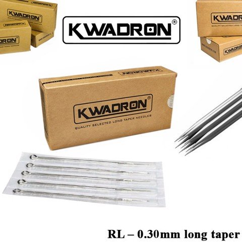 Kwadron RL – 0.30mm Long taper