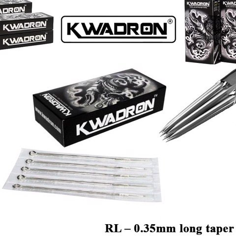 KWADRON RL – 0.35MM LONG TAPER