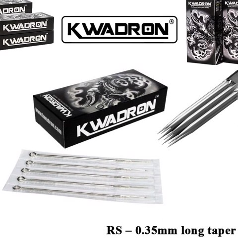 KWADRON RS – 0.35MM LONG TAPER
