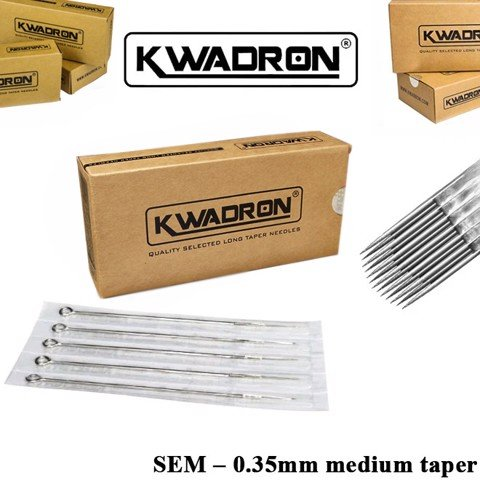 Kwadron SEM (RM) – 0.35mm Medium taper