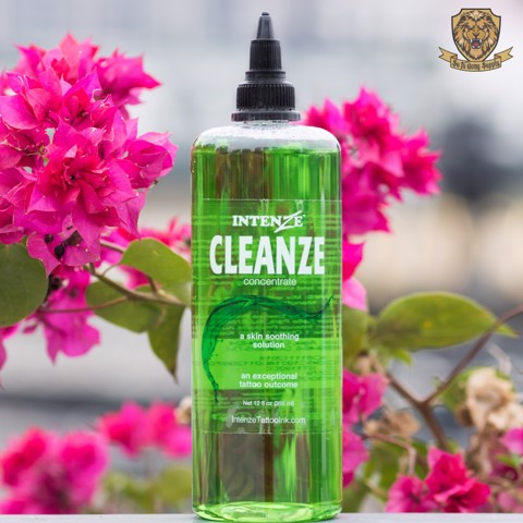 INTENZE CLEANZE 12OZ