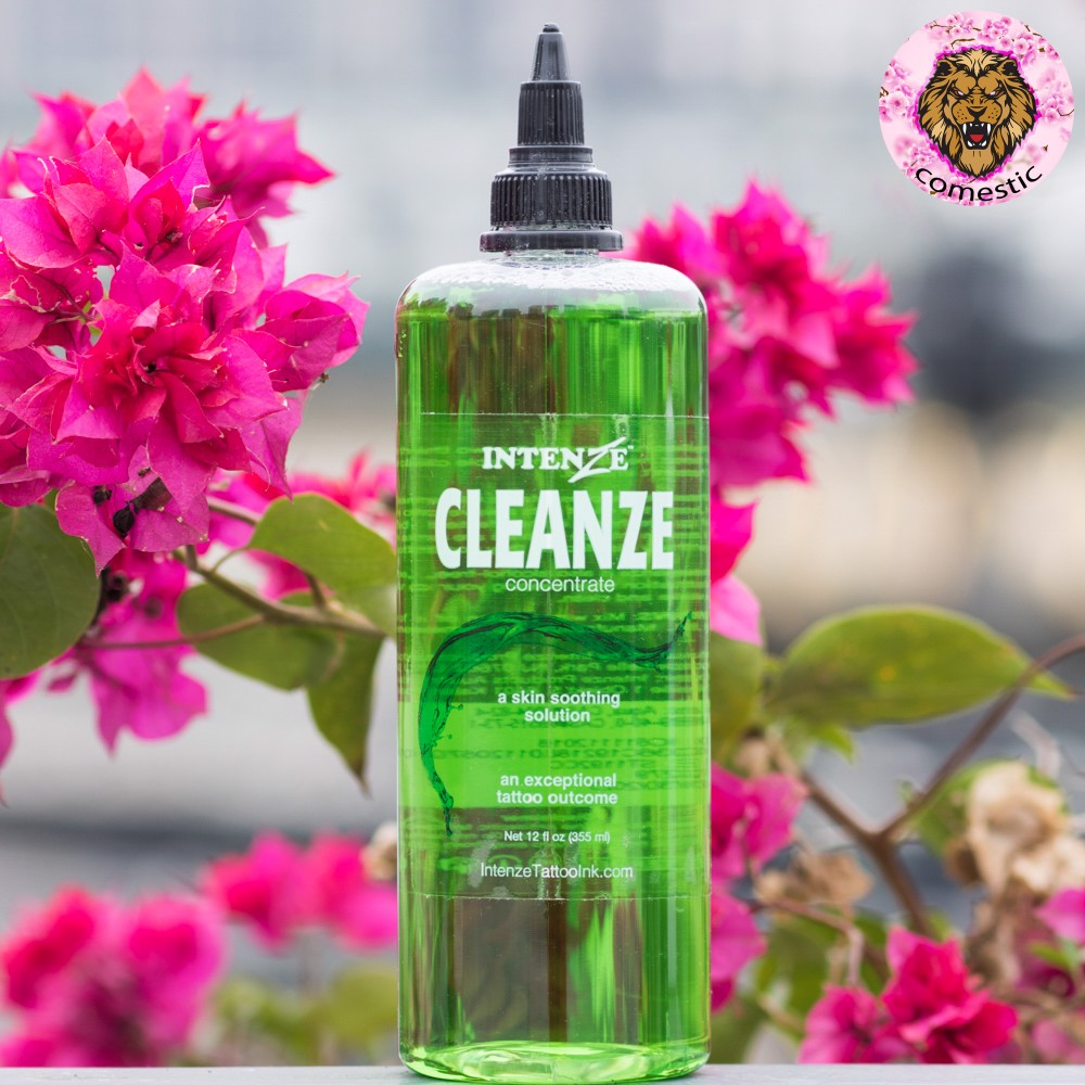 Nước Lau Intenze Cleanze