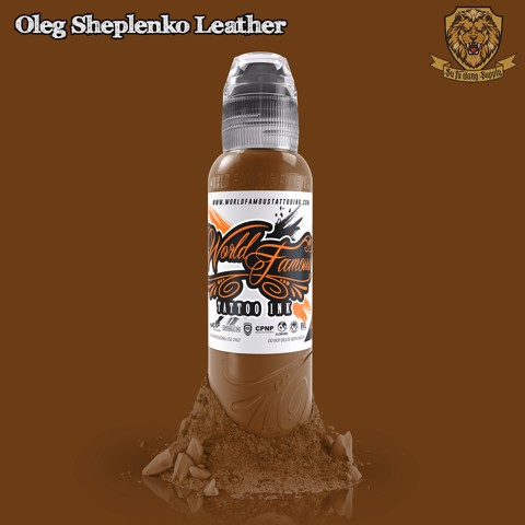 Oleg Sheplenko Leather
