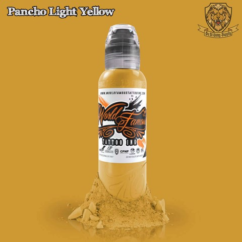Pancho Light Yellow