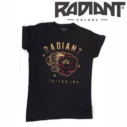 RADIANT T-SHIRT - PANTHER TEE