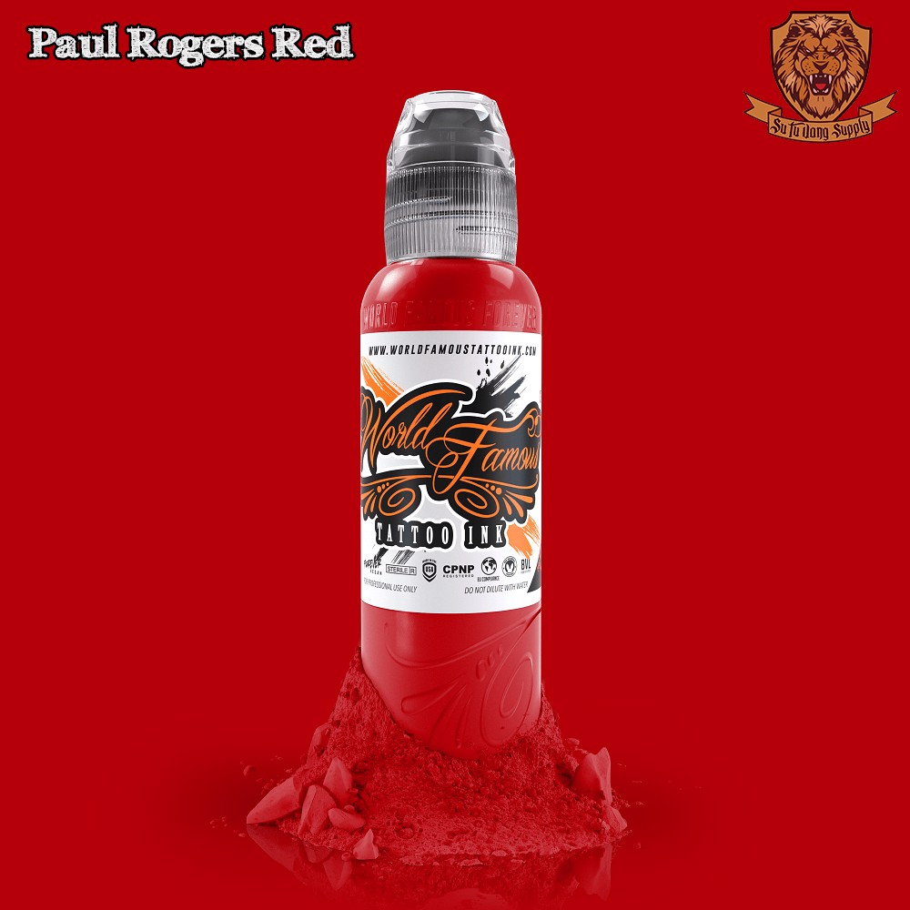 Paul Rogers Red