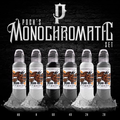 POCH MONOCHROMATIC 6 BOTTLE