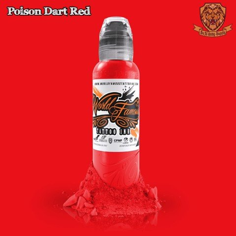 Poison Dart Red