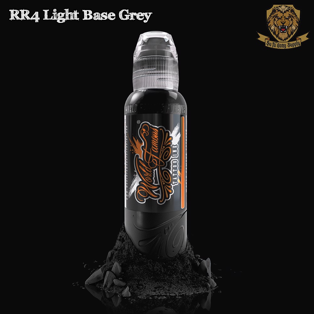 ROB RICHARDSON BLACK FRIARS - RR4 LIGHT BASE GREY