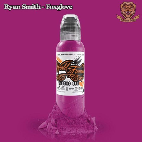 Ryan Smith - Foxglove