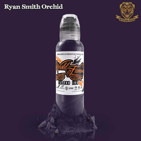 Ryan Smith Orchid