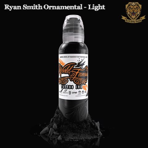 RYAN SMITH ORNAMENTAL - LIGHT