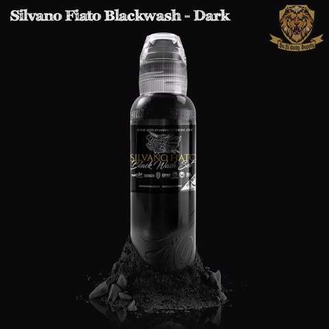 SILVANO FIATO BLACKWASH - DARK
