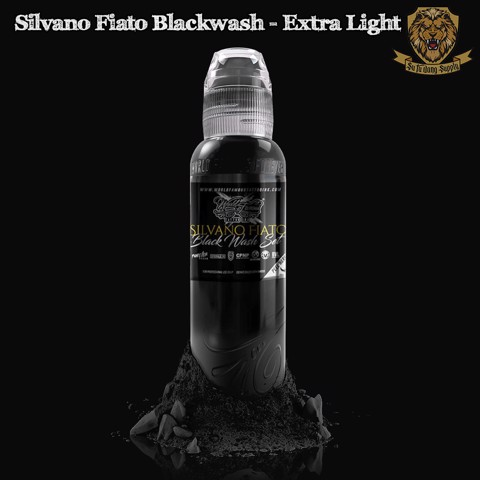 SILVANO FIATO BLACKWASH - EXTRA LIGHT