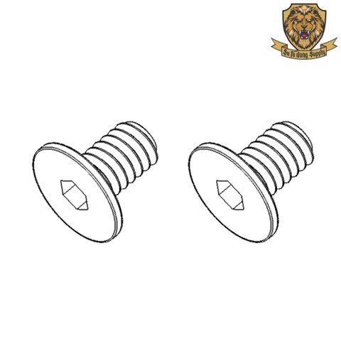 No.143 - Slide Screw 2pcs