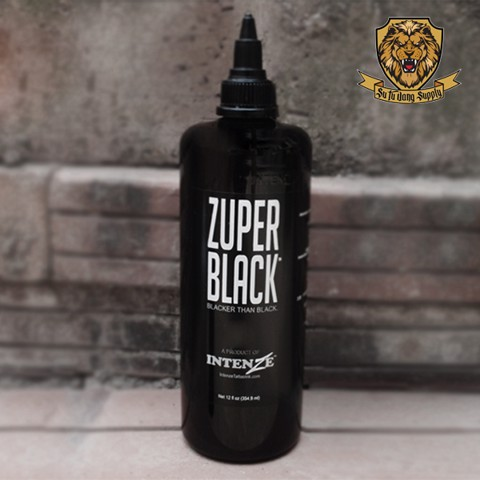 Zuper Black 12oz