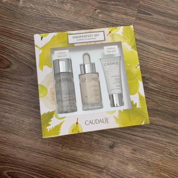 Caudalie Vinoperfect Radiance Serum Set