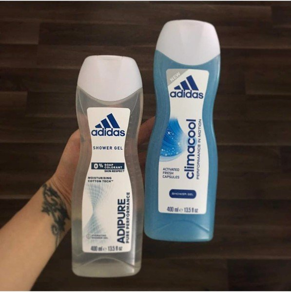 Sữa tắm Adidas Shower Gel 400ml