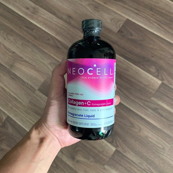Collagen + C Pomegranate liquid Neocell 473ml