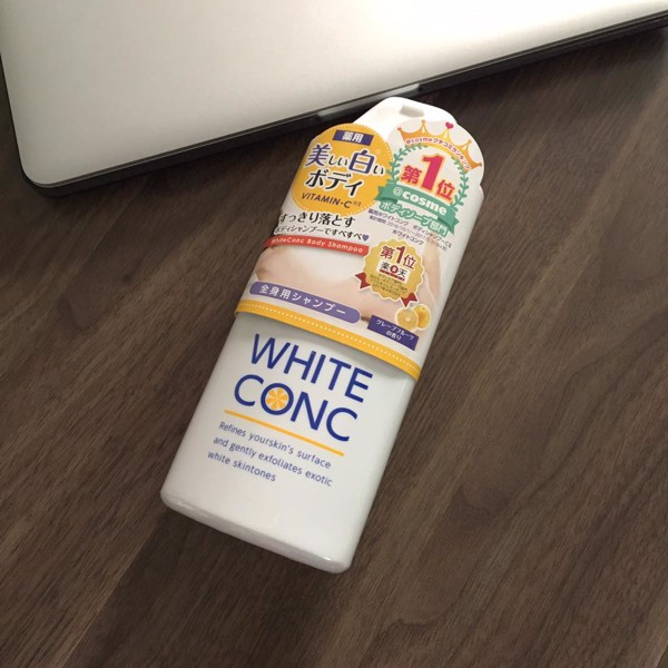 Sữa tắm White ConC Body Shampoo 360ml