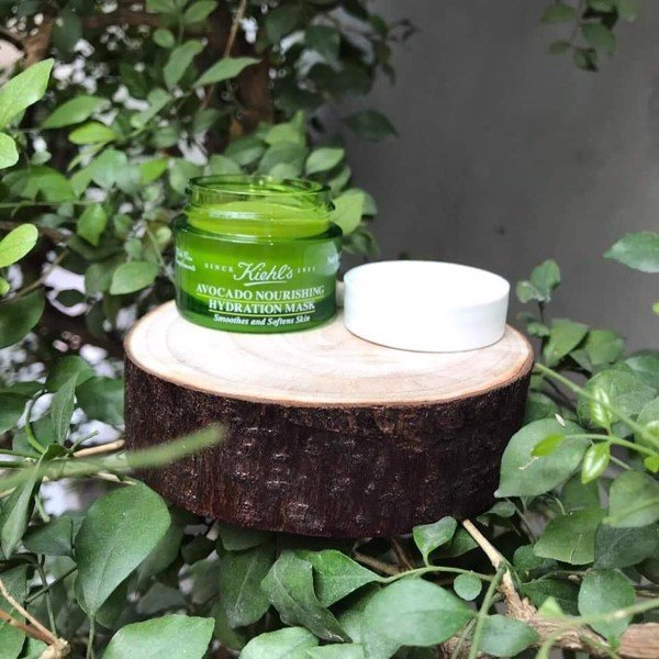Mặt nạ bơ Kiehl's Avocado Nourishing Hydration Mask 14ml