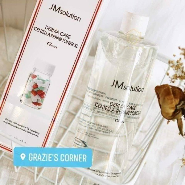 JM Solution Derma Care Centella Repair Toner XL 500ml