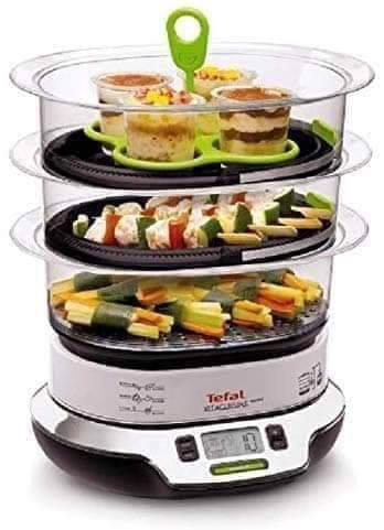 Nồi hấp 3 tầng Tefal VS4003 - made in France