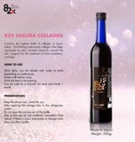 82X SAKURA PREMIUM COLLAGEN 500GR
