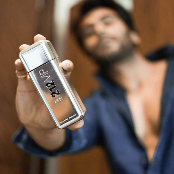212 VIP MEN ARE YOU ON THE LIST? NYC EDT 100ml