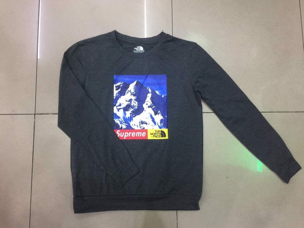 Áo Sweater Supreme x The North Face
