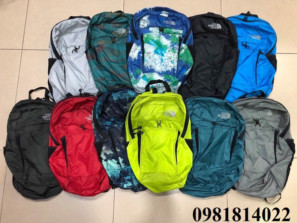 Balo gấp gọn The North Face