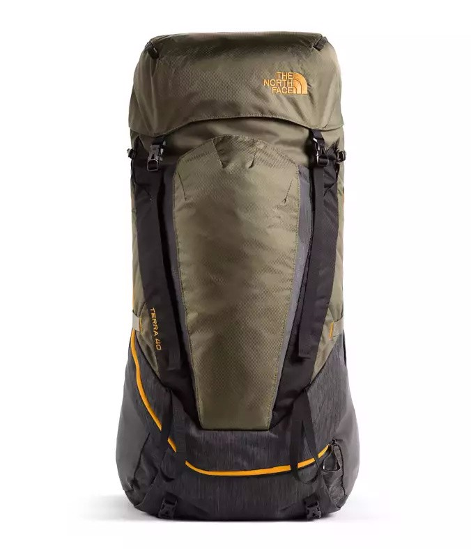 Balo backpacking TNF terra 40