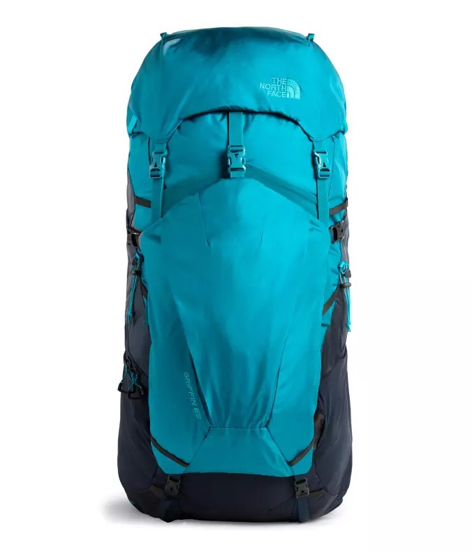 Balo backpacking TNF women griffin 65