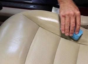 Chất vệ sinh & dưỡng mới ghế da ô tô hãng nextzett, mã 92480515