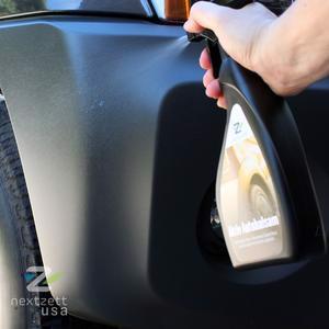 Chất vệ sinh sâu & dưỡng ốp nhựa, ốp cao su, chân kính hãng nextzett, mã 97261215