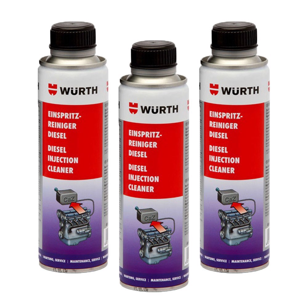 Phụ gia Súc Béc Dầu Wurth Diesel Injection Cleaner 300ml 5861011300 - W5861011300