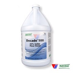 25 % Solids Floor Finish DECADE 100®