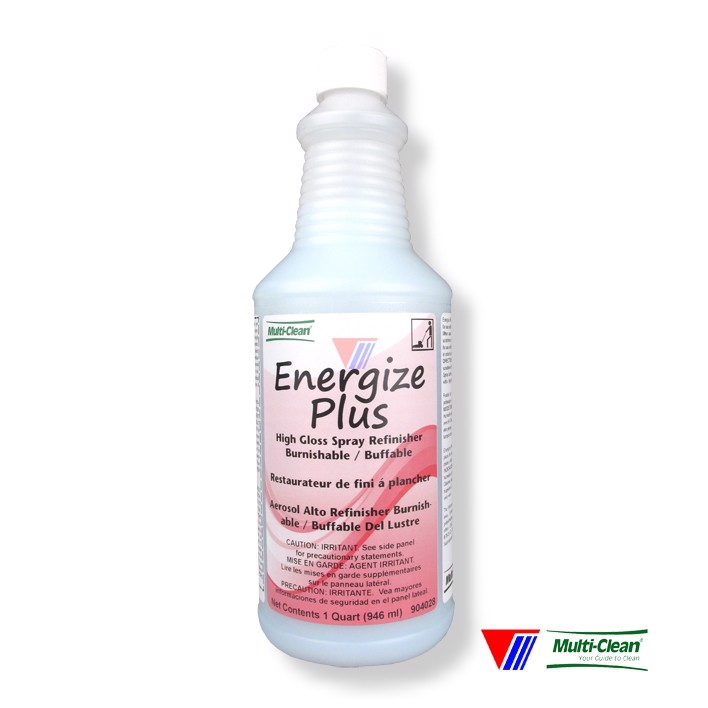 High Gloss Spray Refinisher Energize Plus