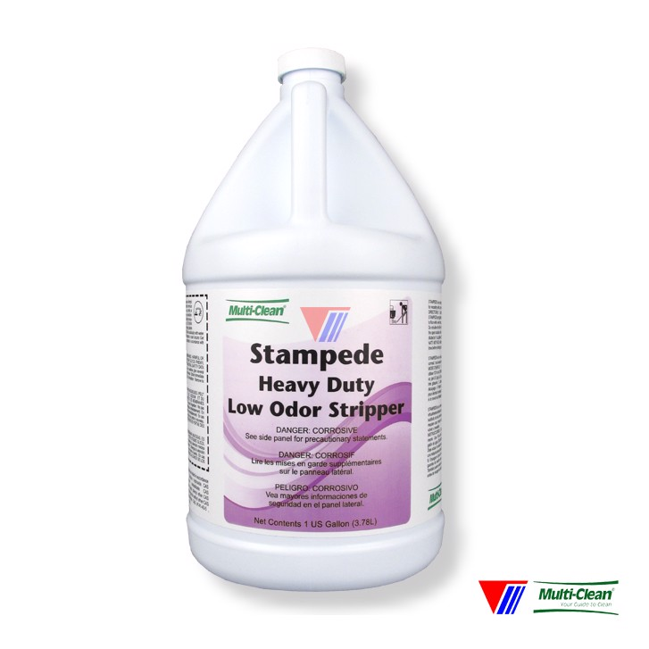 Heavy Duty, Low Odor Stripper Stampede